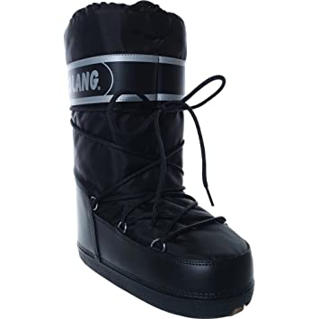 release date 7d0b6 338cd OLANG Crystal doposci tipo moon boot nero unisex-38-40 ...