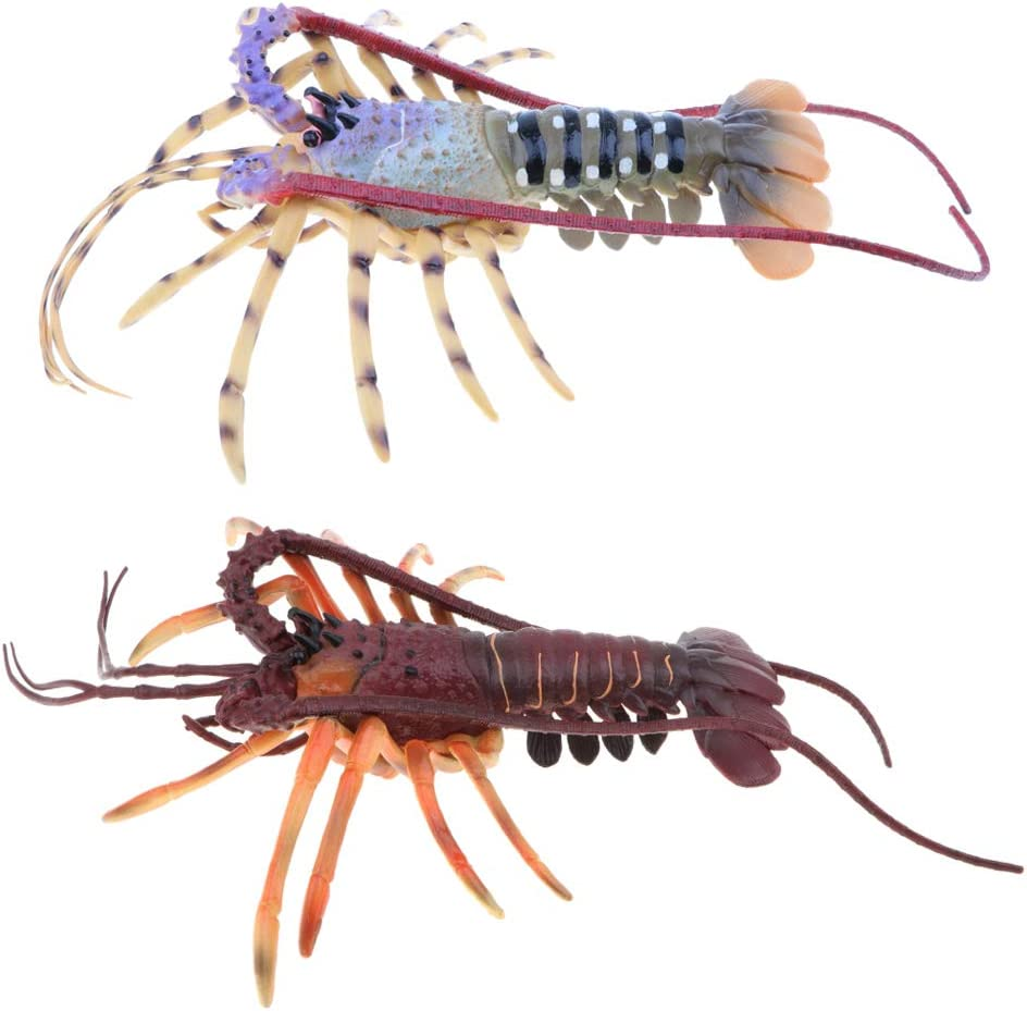 Incredible Creatures Spiny Lobster Safari Ltd New Educational Toy Figure