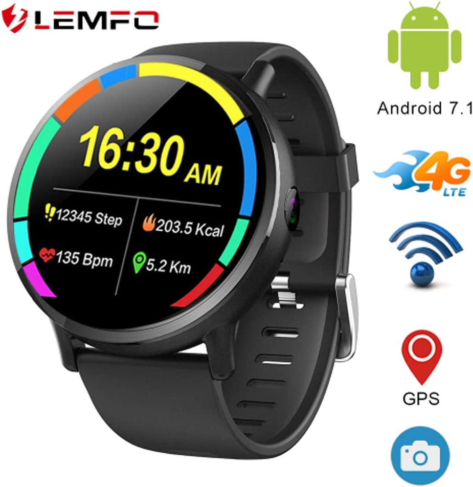 LEMFO. LEMX - Android 7.1 4G LTE 2.03