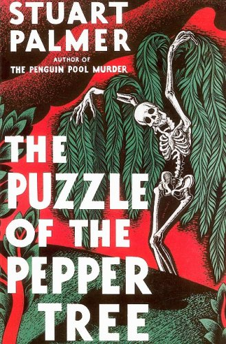 (The Puzzle of the Pepper Tree (Miss Withers Mystery))