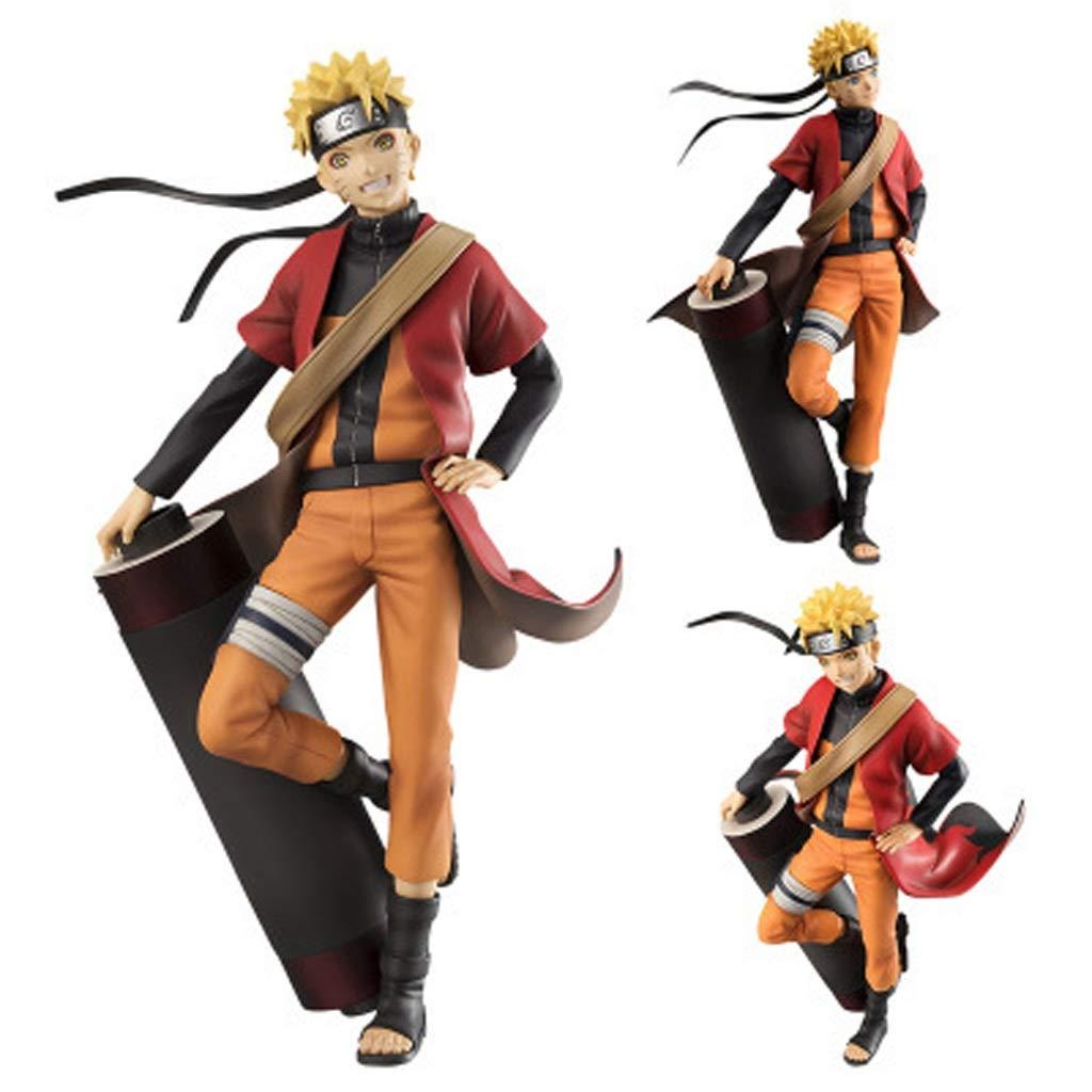 HTDZDX Naruto Model Toy Shippuden20CM Doll Gift Souvenir Collection Artigianato Regali di Natale
