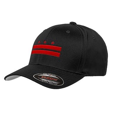 Chicago Flag Hats Washington D.C. Official Flag Flexfit Hat 6277 79e762b91f2