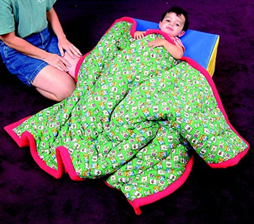 Weighted Wearables 017859 Blanket Cozy Comforter44; Large