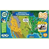 Amazon leapfrog leapreader interactive world map works with leapfrog tag maps usa gumiabroncs Image collections