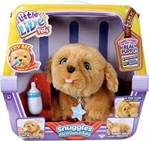 Little Live Pets Snuggles My Dream Puppy