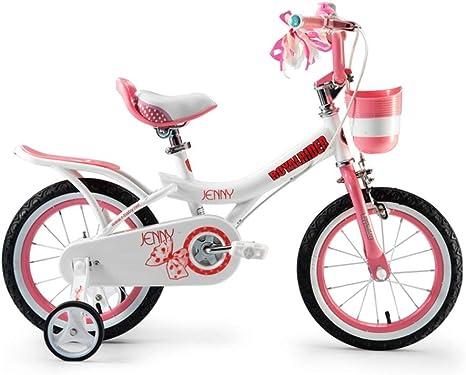 Bicicletas Para Niños Chicas Rosadas 2-4-6-8 Años Niñas Los ...