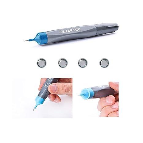 Blufixx Starter Kit - El mejor adhesivo liquido del mundo- Mejor que SuperGlue - Incluye