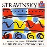Stravinsky:Petrushka/Agon/Fireworks By Iwaki/Melbourne Sym. (1990-07-10)