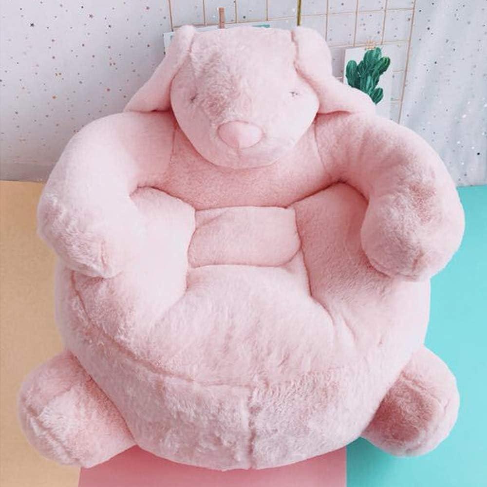 Kaliya Peluche Kids Elephant Sofa Seat Poltrona per Bambini Animal Comfortable Sofa Seat Zebra