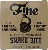 Fine Classic Shaving Soap - Snake Bite