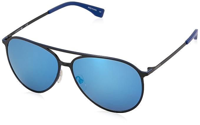 a327302479f6 Lacoste Unisex L179S Aviator Sunglasses