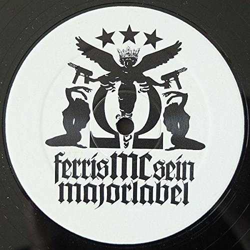 Price comparison product image Ferris MC - Düstere Legende (Achtung! Achtung!) - Ferris MC Sein Majorlabel - 356 818-1
