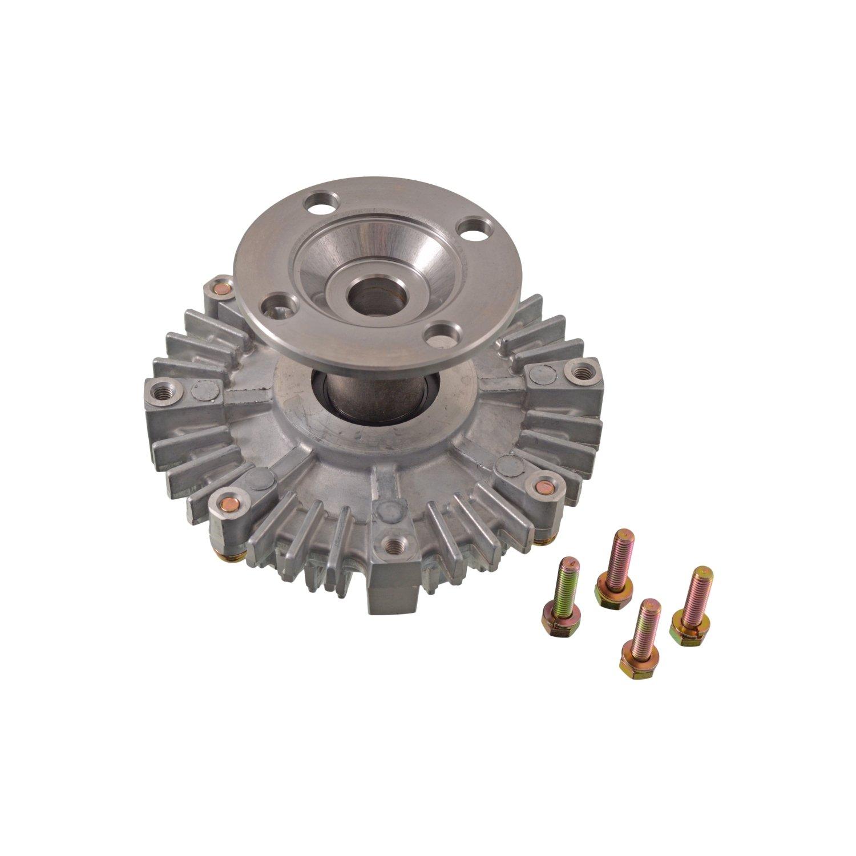Blue Print ADT391802 Fan coupling for radiator fan Automotive Distributors Ltd.