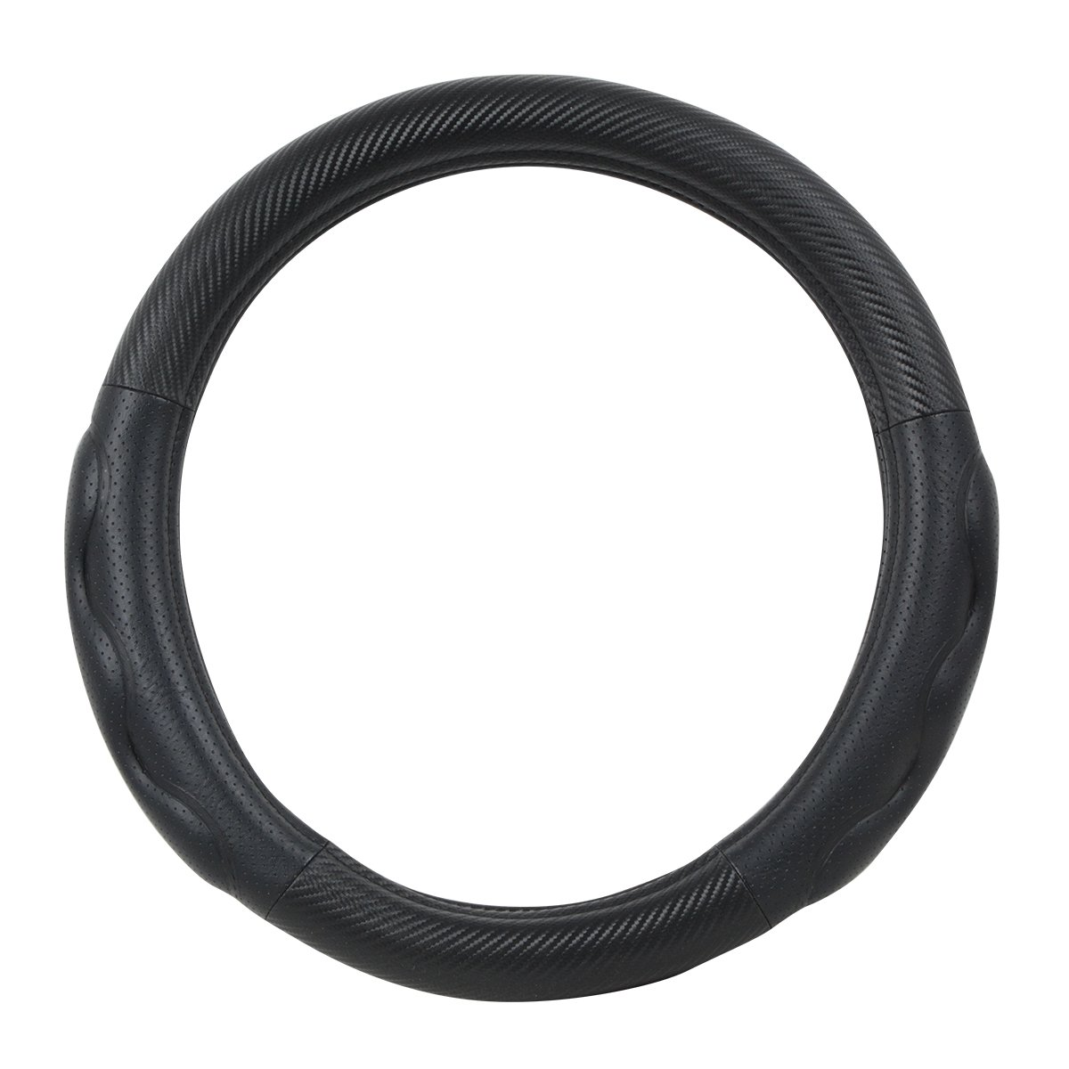GG Grand General 54059 Matte carbon fiber Steerling Wheel Cover