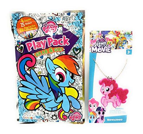 V6 Pony (My Little Pony Activity Gift Bundle v6)