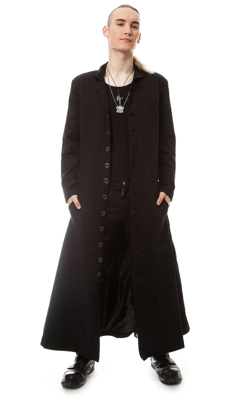 Poizen Industries Neo Coat Abrigo Negro