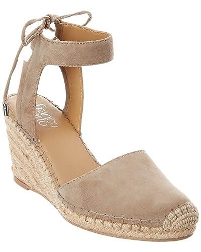 e6035f8ae4d Franco Sarto Women's Mariska Espadrille Wedge Sandal