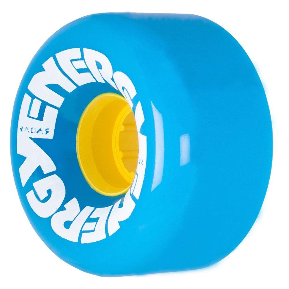 Riedell Skates Radar Energy 65 mm Outdoor Skate Wheels (Set of 4)