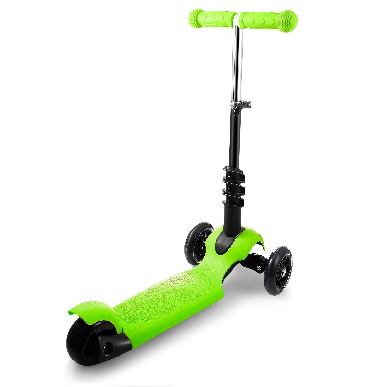 Lonlier Scooter - Patinete de 3 ruedas con asiento, manillar ...