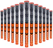 SAPLIZE 13 Piece Golf Grips Standard/Midsize with Regripping Kit All Weather Multi Compound Hybrid Rubber Golf