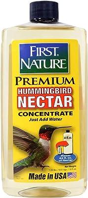 First Nature 3052 Clear Hummingbird Nectar