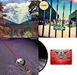 Music : Tame Impala: Complete Vinyl Studio Album Discography (Innerspeaker / Lonerism / Currents) with Bonus Art Card