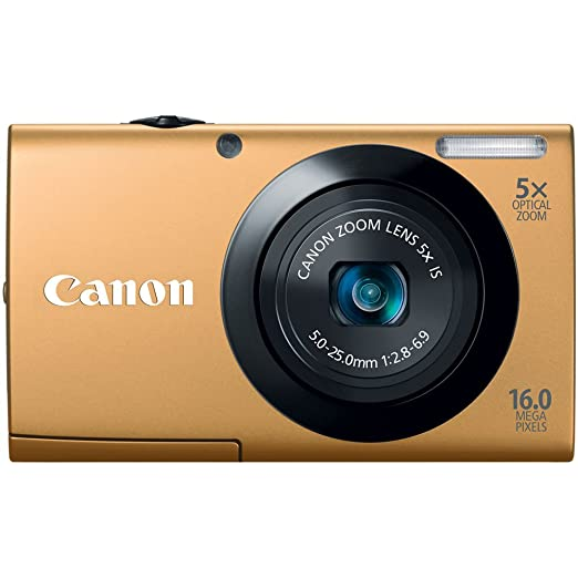 Review Canon PowerShot A3400 IS