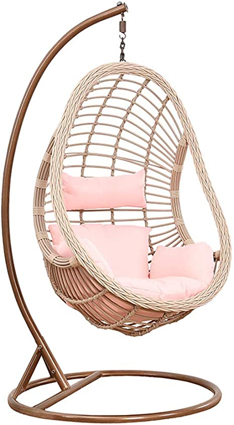 Indoor Swing Hanging Lounging Chair Lazy Rocking Chair Dormitory Outdoor Balcony Lying Sheets Adult Lounge Chair Recliner Relaxing Seat Amazon Co Uk Sports Outdoors