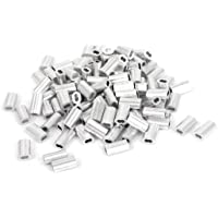 1.2mm Cuerda De Alambre Aluminio Fundas Auricular (ear