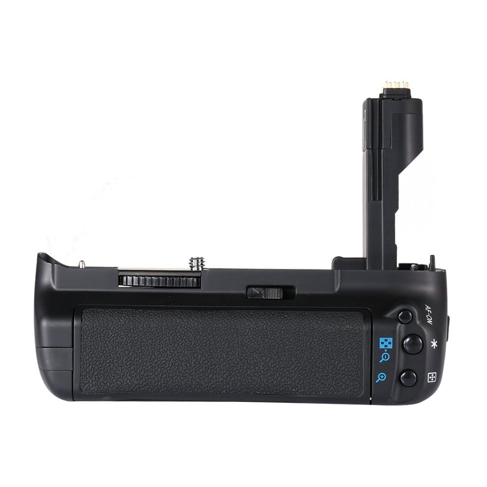 Neewer Replacement Battery Grip for BG-E7 for Canon 7D SLR Camera Compatible with LP-E6 Batteries