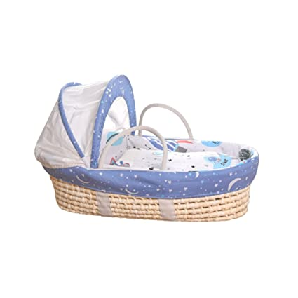 Sleeping basket Flash- Moisés Cesta, portátil Cesta para Dormir para ...