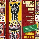 アフリカの鼓動・南アフリカの太鼓とパーカッション (African Heartbeat: Drums & Percussion from Southern Africa)