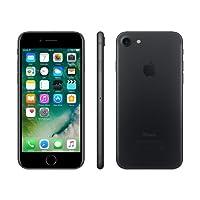 Apple iPhone 7 Nero (Nero Opaco) 128GB (Ricondizionato Certificato)