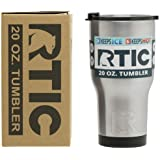 New Style RTIC 20 Oz Stainless Steel Tumbler
