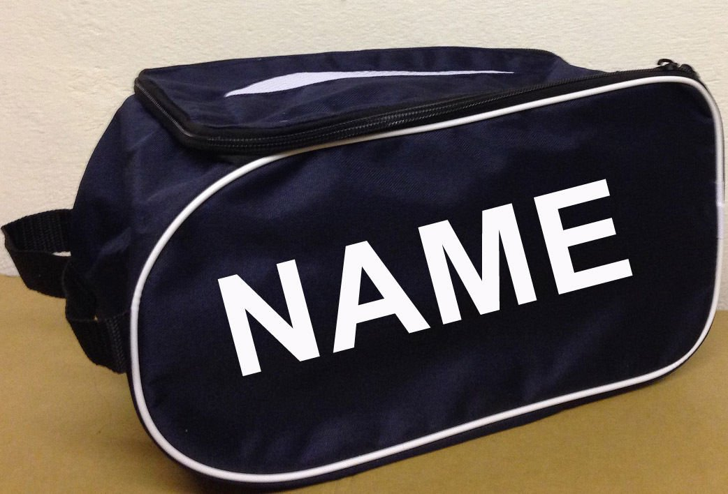 ff837960c2a PROSTYLE SPORTS PERSONALISED Football Boot Bag Shoe Bag Football Rugby  Hockey Gym