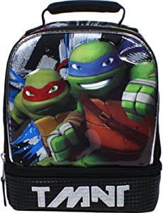 Teenage Mutant Ninja Turtles Turtles Rule Lunch Tote