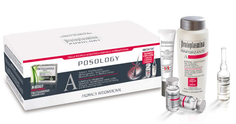 Protoplasmina Posology - Kit revitalizante y anticaída para el ...