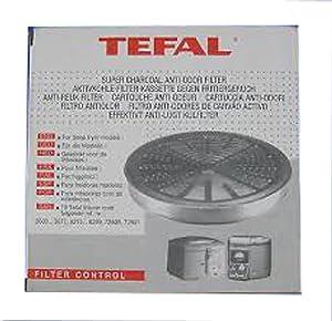 Tefal Super Charcoal Anti-odor Filter for Deep Fryer