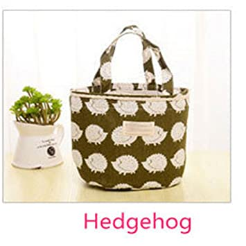 Image Unavailable. Image not available for. Color  Ladies Portable Kids  Lunch Bag Insulated Cooler Bags Keep Warm Thermal Food Picnic Women Men  Child 39fe8e144a06