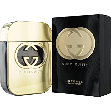 c3c1d3af3 Amazon.com : Gucci Guilty Intense Eau de Parfum Spray for Women, 2.5 Ounce  : Beauty