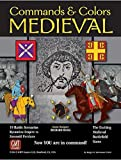 GMT Games Commands and Colors Medieval Board Game