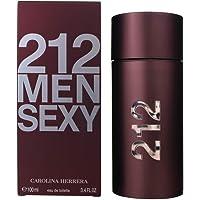 212 Sexy by Carolina Herrera - perfume for men - Eau de Toilette, 100ml