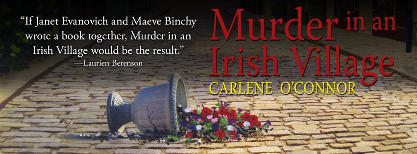 Murder In An Irish Pub An Irish Village Mystery Carlene Oconnor