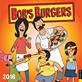 Bob's Burgers - 2016 Calendar 12 x 12in