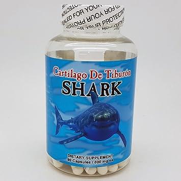 Comprar Cartilago De Tiburon Amazon