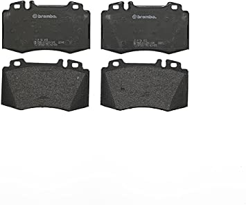 Mintex MDB2595 Front Set of 4 Disc Brake Pad