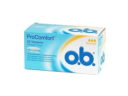 Ob Procomfort - Tampón Digital Normal, 32 unidades