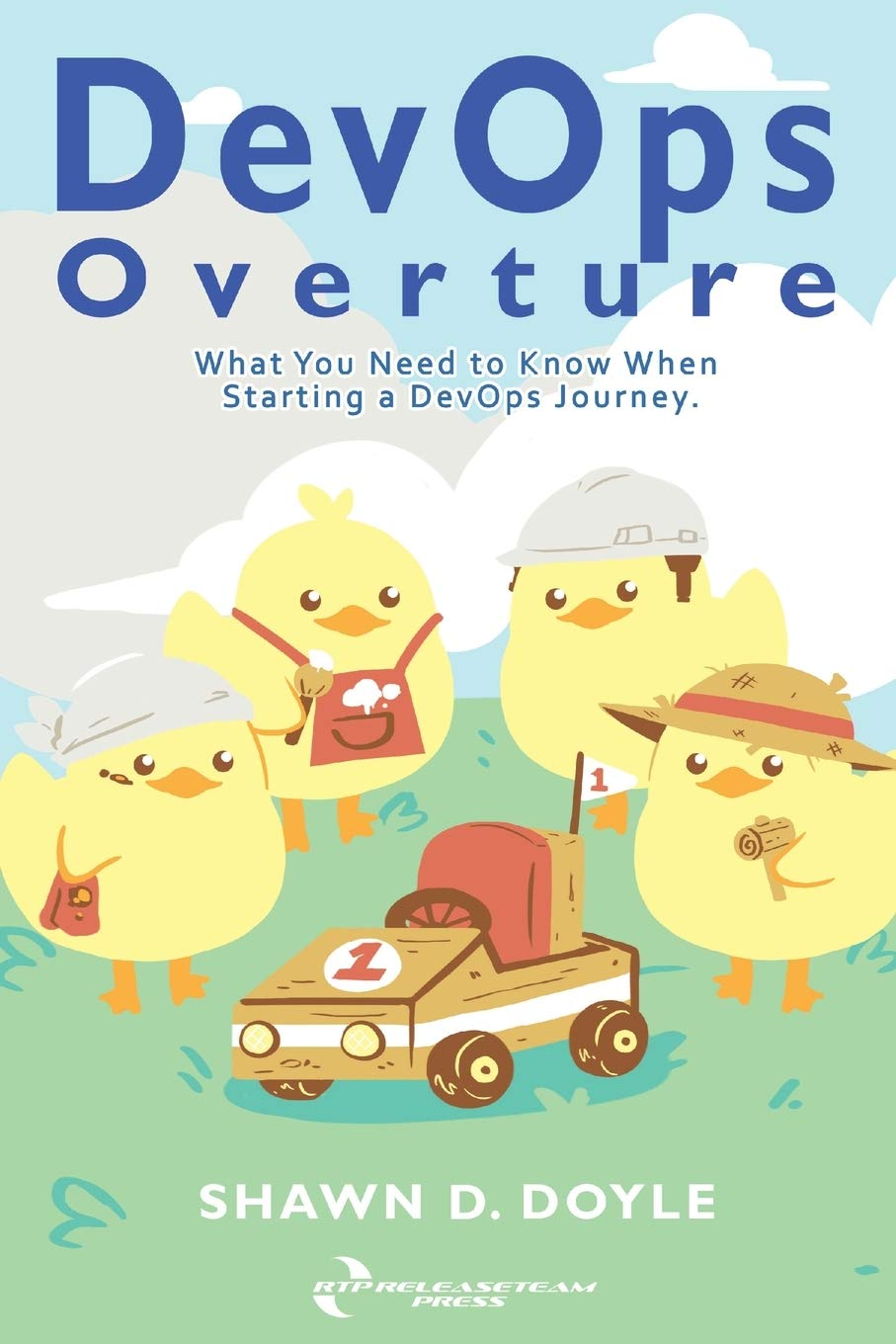 DevOps Overture: What You Need to Know When Starting a DevOps Journey