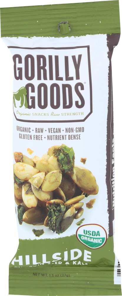 Gorillygoods, Pumpkin Seed Kale Snack Mix, 1.3 oz