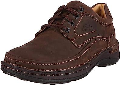 Excelente muñeca sostén  Clarks Nature Three, Zapatos de Cordones Derby para Hombre: Amazon.es:  Zapatos y complementos